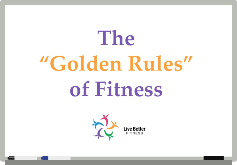 the 7 golden rules of fitness