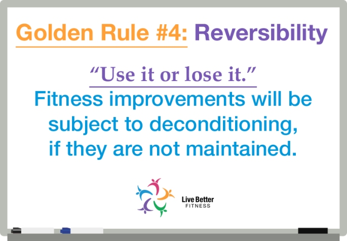 Golden Rules 4 Reversibility